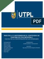 G2 PARALELOA IB Primer Informe