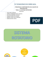 sistema rotativo