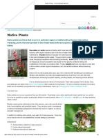 Native Plants - Green Building Alliance