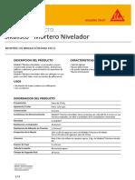 Sikalisto Mortero Nivelador (1)
