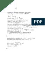 Interpolación Polinomial