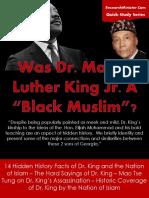 Dr King as Black Muslim FINAL
