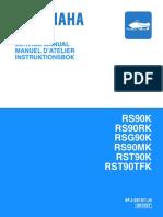 YAMAHA RS90MK SNOWMOBILE Service Repair Manual.PDF