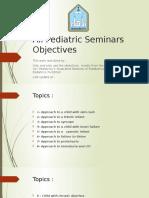 All Pediatric Seminars - asem