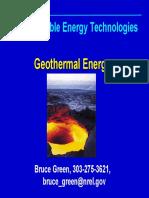 Geothermal Green Tep Nov03