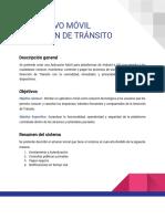 Propuesta Transito