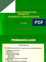 dokumen.tips_kuliah-2-konsentrasi-magmatik.ppt