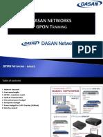 Gpon Network - Basics