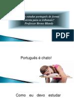 Como Estudar Portugues de Forma Correta - uso da crase