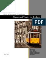 Lisbon Tourism 2017