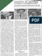 Edgard Romero Nava - Nuevo Esquema de Precios Es Mucho Mas Complicado - El Nacional 09.1987