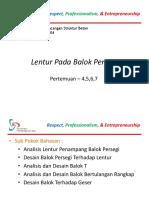 Slide TSP309 Perancangan Struktur Beton CIV 204 P4 7