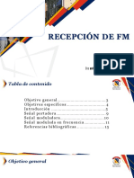 Recepcion FM