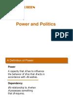 power and politics Chap 13 class.ppt