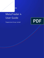 Pepperstone Metatrader 4 User Guide
