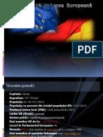 Integrarea europeana