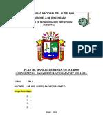 IMPLEMENTACION DEL PLAN DE MANEJO DE RESIDUOS SOLIDOS A EPS  BASADO EN LA NORMA NTP ISO 14001.docx