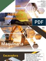 Maquinaria equipos y herramientas