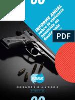 Informe sobre la Violencia Homicida en Guatemala 2018