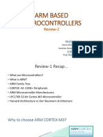 ARM Based Microcontrollers