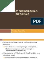 Aula 04 - Impactos Socioculturais Do Turismo