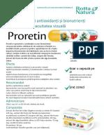 Prezentare Proretin