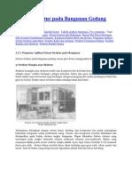 Sistem Struktur Pada Bangunan Gedung Bertingkat