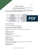 Guía 7 - Contables e Incontables