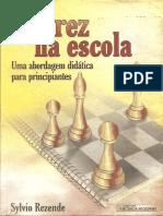 Curso de Xadrez Basico - Wilson Da Silva