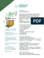 Prospect Salix Extract