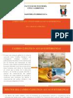 Cambio Climatico en as Gavilanes Fonseca Yambombo