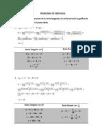 calculo derivadas
