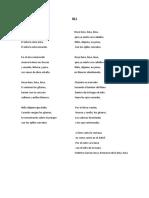 Analisis Romance de La Luna Luna Federico Garcia Lorca
