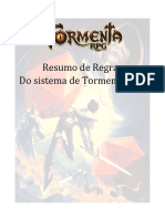 Escudo do mestre Tormenta RPG destrinchado