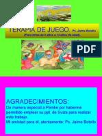 Terapia de juego  Ps  Jaime Botello Valle