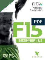 F15 Beginner Booklet - July 2018