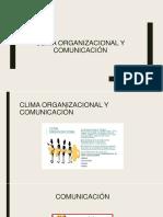 clima organizacional y comunicacion de RH.pptx