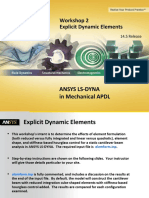 Ansys Ls-dyna Mapdl 14.5 Ws02 Explicit Elements