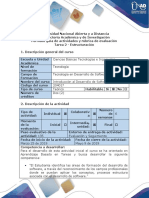 Guia de Actividades y Rubrica de Evaluacion - Tarea 2 - Estructuracion