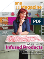Marijuana Business Magazine - Infused Edibles - Tukan