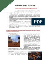 Efectos Del Petroleo