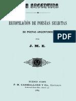 Lira Argentina 1889