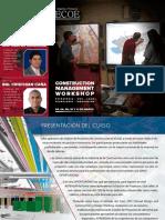 Construction Management Workshop (2)