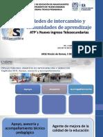 Redes de Intercambio y Comunidades de Aprendizaje ATP