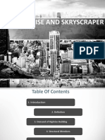 Skryscraper and Highrise
