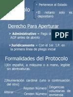 Uso Protocolo y Obligaciones