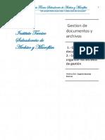 Gestion de Documentos y Archivos