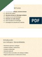Isotopos Su Aplicacion en La Ingenieria
