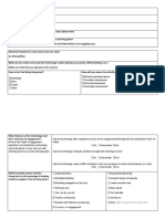 it planning form- poster