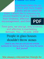 Some Informal Useful English Phrases!